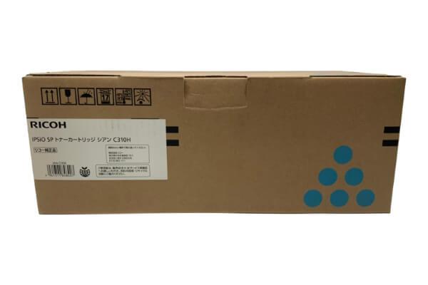 リコー RICOH IPSIO SPトナーカートリッジ C310H シアン 308501