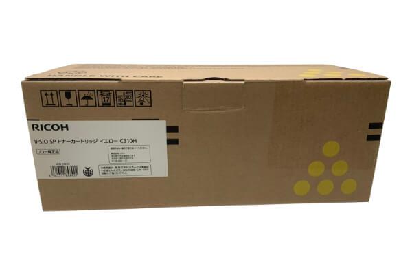リコー RICOH IPSIO SPトナーカートリッジ C310H イエロー 308503