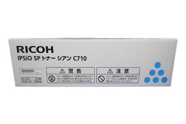 リコー RICOH IPSIO SPトナーC710 シアン 515289