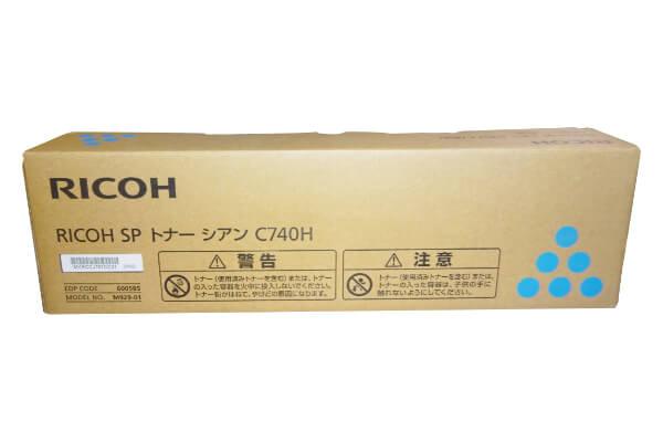 リコー RICOH IPSIO SPトナーC740H シアン 600585