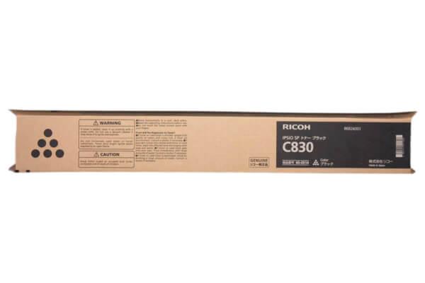 リコー RICOH IPSIO SPトナー C830 ブラック 600518