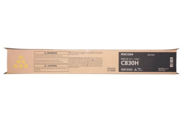 リコー RICOH IPSIO SPトナー C830H イエロー 600515