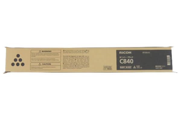 リコー RICOH IPSIO SPトナー C840 ブラック 600633