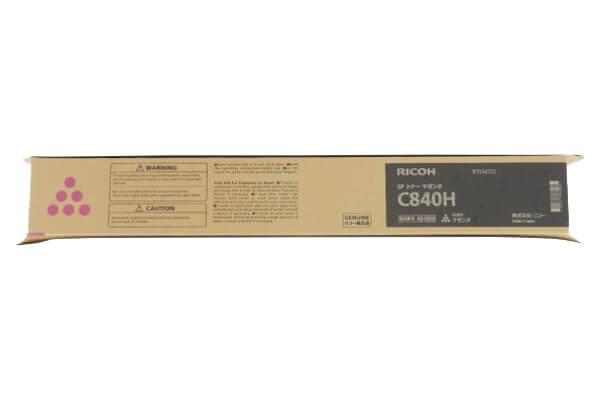 リコー RICOH IPSIO SPトナーC840H マゼンダ 600635