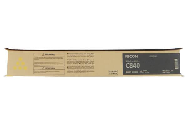 リコー RICOH IPSIO SPトナーC840 イエロー 600632