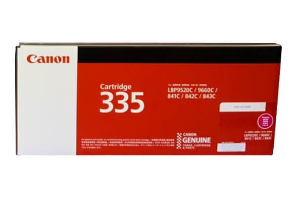 キャノン CANON トナーカートリッジ335M マゼンタ CRG-335MAG 8671B001