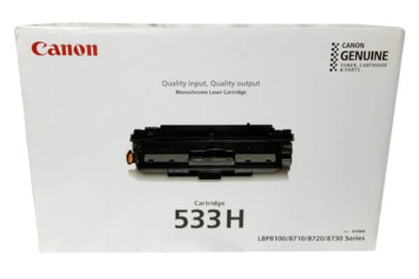 キャノン CANON トナーカートリッジ533H CRG-533H 8027B002