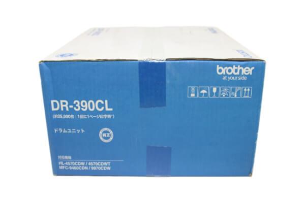 ブラザー Brother ドラムユニット DR-390CL 4色一体型