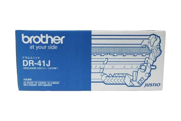 ブラザー Brother ドラムユニット DR-41J
