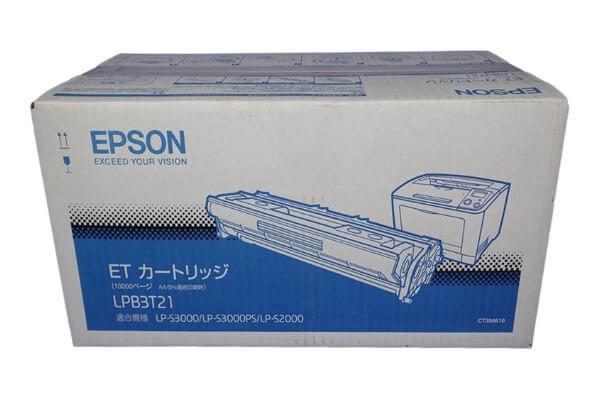 エプソン EPSON トナー LPB3T21 ETカートリッジ