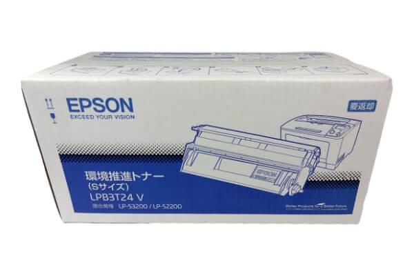 エプソン EPSON LPB3T24V 環境推進トナー