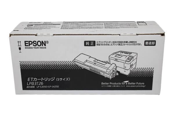 エプソン EPSON トナー LPB3T26 ETカートリッジ