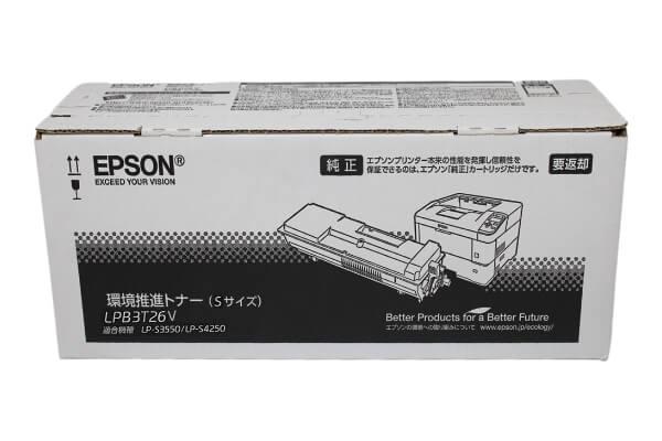 エプソン EPSON LPB3T26V 環境推進トナー