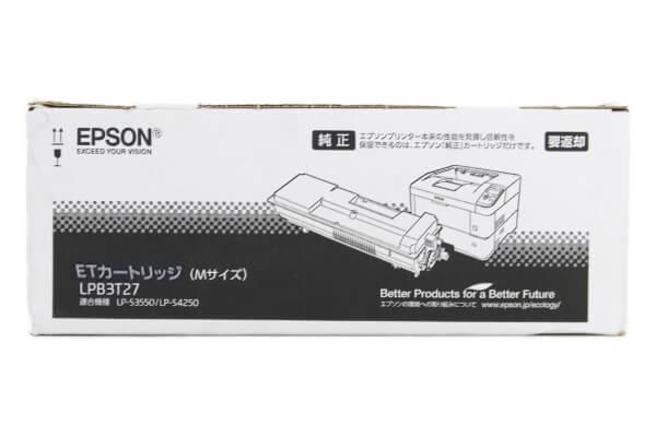 エプソン EPSON トナー LPB3T27 ETカートリッジ