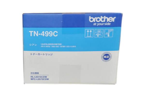 ブラザー Brother トナーカートリッジ TN-499C シアン