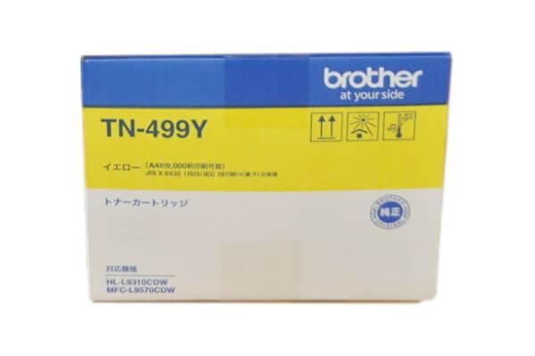 ブラザー Brother トナーカートリッジ TN-499Y イエロー