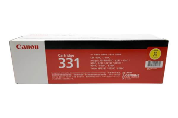 CANON トナーカートリッジ331 イエロー CRG-331YEL 6269B003