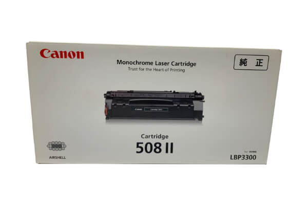CANON トナーカートリッジ508Ⅱ CRG-508II 0917B004