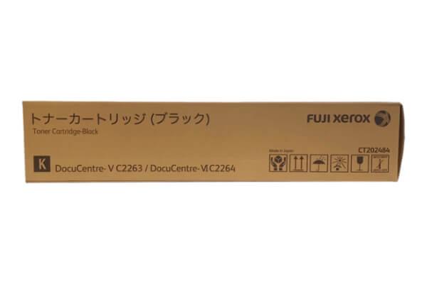FUJI XEROX CT202484 トナーカートリッジ ブラック 富士フィルムビジネスイノベーション