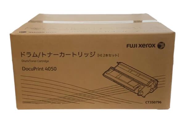FUJI XEROX CT350796 ドラム/トナーカートリッジ 富士フィルムビジネスイノベーション
