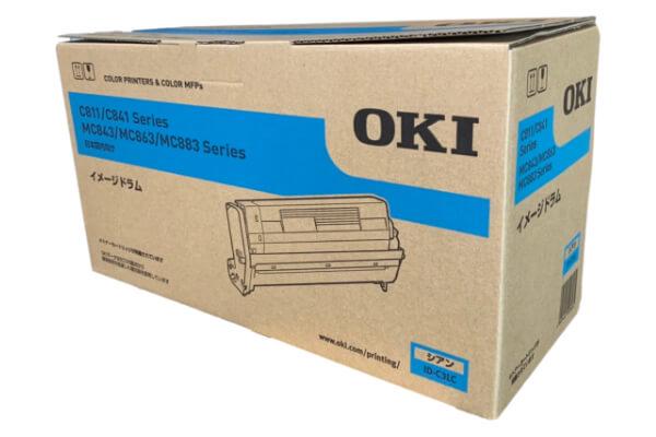 OKI 沖データ イメージドラム ID-C3LC シアン
