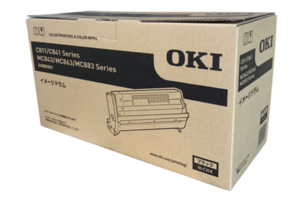OKI 沖データ イメージドラム ID-C3LK ブラック
