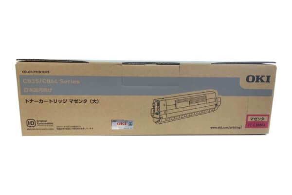 OKI 沖データ 大容量トナーカートリッジ TC-C3BM2 マゼンタ