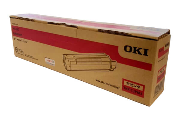 OKI 沖データ トナーカートリッジ TNR-C3PM1 マゼンタ